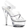 Plateau High Heels Kiss-208R