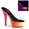 Plateau High Heels Rainbow-201UV
