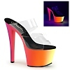 Plateau High Heels Rainbow-302UV