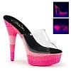 Plateau Pantolette Delight-601UVS pink