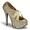 Plateau Pumps Teeze-10G gold