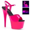 Plateau Sandalette Adore-709UV pink