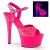 Plateau Sandalette Aspire-609G pink
