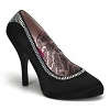 Plateau Satin Pumps Tempt-37