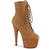 Plateau Stiefel Adore-1020FSMG camel