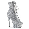 Plateau Stiefel Delight-1020G silber