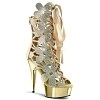 Plateau Stiefel Delight-600-36 gold