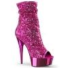 Plateau Stiefelette Delight-1008SQ pink