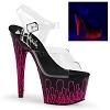 Pole Dance Heels Adore-708UVL pink