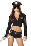 Police Cop Kostüm Officer Jessy