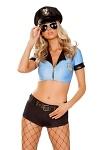 Polizeikostüm Police Cop Girl