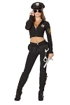 Polizistin Kostüm Police Outfit Jenna