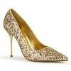 Pumps Appeal-20G Glitter gold