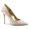 Pumps Appeal-20G Glitter rosa