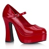 Pumps Dolly-50 Mary Jane Style rot