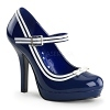 Pumps Secret-15 blau
