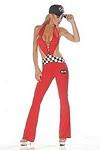 Racer Overall - Grid Girl Anzug