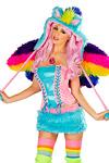 Rainbow Pony Kostüm -  JValentine USA