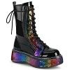 Regenbogen Stiefel Emily-350