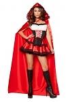 Rotkäppchen Kostüm - Little Red Rider