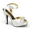 Sandalette Bettie-04 weiß