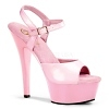 Sandalette Kiss-209 baby pink