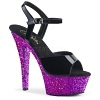 Sandalette Kiss-209LG lila