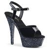 Sandalette Kiss-209LG schwarz