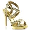 Sandalette Lumina-21 gold