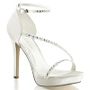 Sandalette Lumina-26 weiß