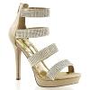 Sandalette Lumina-30 gold