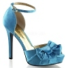 Sandalette Lumina-36 blau