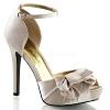 Sandalette Lumina-36 champagner