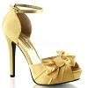 Sandalette Lumina-36 gelb