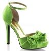 Sandalette Lumina-36 grün