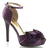 Sandalette Lumina-36 lila