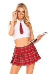 Schulmädchen Kostüm Caroline