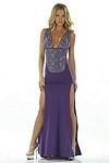Sexy Abendkleid Isabella