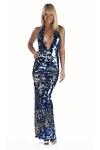 Sexy Abendkleid Oscar Lady