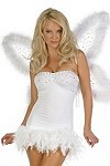 Sexy Angel Dress - Engel Kleid