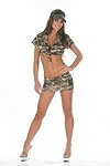 Sexy Army Rock Set Mia
