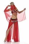 Sexy Bauchtänzer Kostüm - Belly Dancer