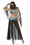 Sexy Bauchtänzerin Kostüm Nr. 15
