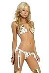Sexy Bikini Jada gold