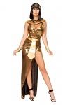 Sexy Cleopatra Kostüm des Nils
