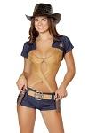 Sexy Cowboy Kostüm Wild West