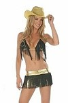 Sexy Cowgirl Kostüm Charly