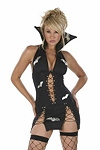 Sexy Halloween Hexe Lara Gr.L