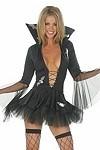 Sexy Halloween Kostüm - Miss Vampir
