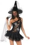 Sexy Halloween Minikleid